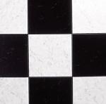 Black and White Checker Dance Floor