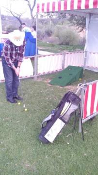 Golf-Chipping