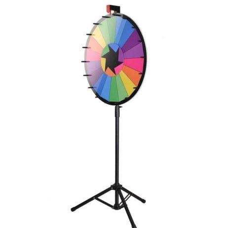 """24"""" prize wheel"""
