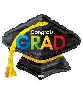 85325-28-28-inches-Congrats-Grad-Cap-Shape-Foil-balloons